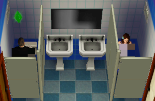 Bathroom Stalls Sims 3 cross-forum fervor! let's play the sims 3! - page 6 - brontoforumus